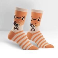 Sock It To Me Femmes Crew Chaussettes-M. Fox