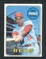 1969 Topps #295 Tony Perez EXMT Reds 124969
