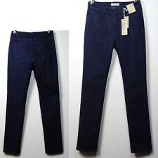 M&s Mid Rise Slim Leg Denim Jeans ~ Gr. 10 Reg ~ Indigo