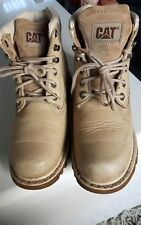 caterpillar boots size uk7