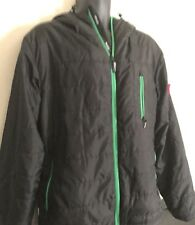 Thermerino Men's Midweight Hooded Jacket , Size L