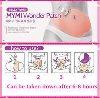 846| Patchs Wraps Minceur-Ventre-Anti-cellulite Perte Poids-Brûler Graisse-5pcs