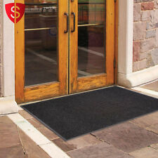 "Entrance Floor Mat Indoor Outdoor Commercial Rug Rubber Office Non-Slip 60""x36"""