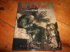 WASHINGTON IRVING-RACKAM-RIP VAN WINKLE-HB-2000-NEW