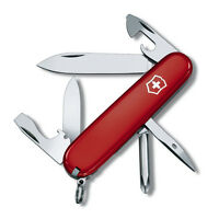 SWISS ARMY KNIFE, TINKER RED BOXED, VICTORINOX, MODEL 53101