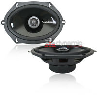 """Rockford Fosgate P1572 Car Audio 5""""x7"""" Punch  2-way Coaxial Speakers 240W New"""