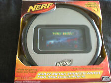 Nerf Multi-Media Speaker Wheel iPod Touch iPhone Gaming