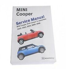 Mini Cooper S Coupe Convertible R50 R52 R53 Service Repair Manual Bentley