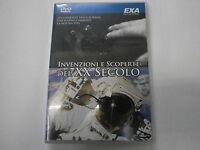 INVENZIONI E SCOPERTE DEL XX SECOLO - FILM IN DVD - visitate COMPRO FUMETTI SHOP