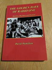 RADIO ONE SOFTCOVER BOOK DJS 128 PAGES DAVID HAMILTON