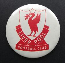 Liverpool 1980's Club Crest Badge