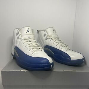 Size 9.5 - Jordan 12 Retro French Blue 2016