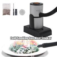 Pistola per affumicatura a freddo Affumicatore di carne Fumatore Infusore Indoor
