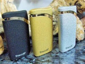 Deluxe Gas Feuerzeug Lighter in Top - Qualität  zum Sonderpreis 3 Farben NEU