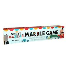 NEW The Great Majesco Marble Game - Traditional Marbles Game