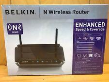 Belkin N Wireless Router ITEM ON SALE