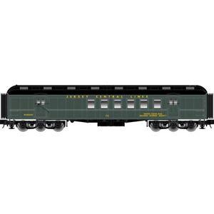 Atlas 2001424 O CNJ 3-Rail Trainman 60' Heavyweight Railway Post Office Car