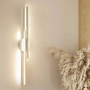 14W/16W LED Wall Sconce Light Fixture Modern Decor Strip Lamp Home Lighting Cafe