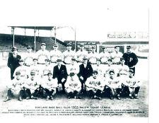 1933 PORTLAND BEAVERS PCL TEAM 8X10 PHOTO BASEBALL OREGON
