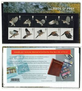UK GB 2003 BIRDS PRESENTATION PACK stamp Booklet No. 343 - MNH Great Britain