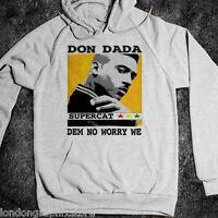 Reggae, T shirt, Supercat, Don Dada hoodie, rasta, Yellowman, King Tubby, Cotton