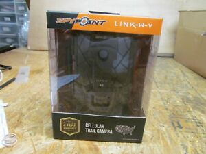 SPYPOINT LINK-W-V 4G Trail Camera ( LOT 458)