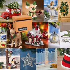 Restpostenpaket Weihnachtsdeko Adventliche Festliche Versandhausartikel OVP Neu