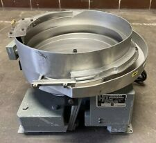 Hendricks Engineering 6954 15 Vibratory Bowl Feeder 115v Warranty