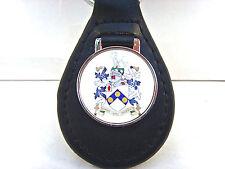 James Bond 007 Wappen C. O.A.Siegel Badge Schlüsselanhänger Geschenk