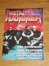 Metal Hammer magazine 3 1997 * Offspring on cover * KISS * Sepultura * Rainbow