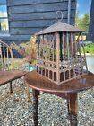 A Rather Large Antique Copper Porch Lantern Arts And Crafts