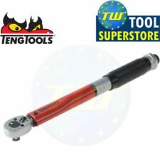 Teng 3892AG-E1 Torque Wrench 5-25Nm 4-18 Ft. lb 3/8in Drive Ratchet Angular
