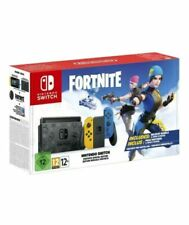 Nintendo Switch Fortnite Edición Limitada 32GB Consola - Azul/Amarilla
