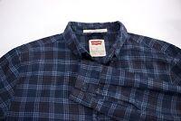 LEVI'S STRAUSS & CO Men Slim Fit Casual Shirt Size M AMZ930