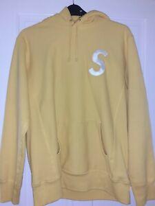 Supreme - S Logo Hoodie. hooded sweatshirt