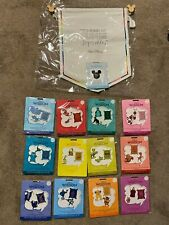 Bn Disney Wisdom Uchoose Pin Sets or Complete Banner Limited Release Simba Lr