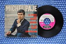 MICHEL PAJE / EP VOGUE EPL. 8338 / BIEM 1965 ( F )