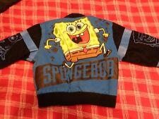 SpongeBob SquarePants Toddler JH DESIGN Jacket  SIZE Boys 3T