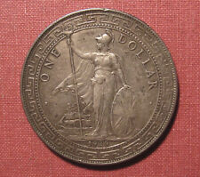 1929B UK TRADE DOLLAR - STRONG DETAILS, VERY NICE CONDITION, PLEASE VIEW