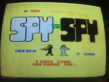 Nintendo Playchoice 10 Spy Vs Spy Cart Pc-10