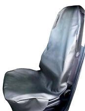 Werkstattschoner Sitzbezug Kunstleder Uni schwarz passend für BMW