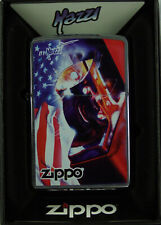 "Zippo Feuerzeug ""Mazzi and Zippo"" Neu & OVP"