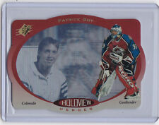 MINT! 1996-97 UPPER DECK SPX HOLOVIEW HEROES NO. HH2 PATRICK ROY AVALANCHE