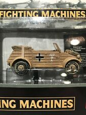 Corgi Fighting Machines NIB German Afrika Korps Kubelwagen Diecast Scale Model