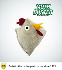 The Pestrol Pantry Moth Buster Chicken - keep moths out now with natural herbs!