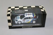 ZC962 Minichamps 400038305 Voiture Miniature 1/43 Ford Focus RS Wrc Argentina 03