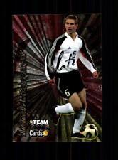 Thomas Hitzlsperger  Deutschland Panini Card WM 2006 Original Signiert+ A 182276