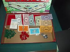 Gently Used Monopoly Board Game Complete