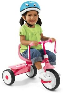 NEW Radio Flyer Fold 2 Go Pink from Mr Toys