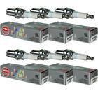 6X NGK Laser Platinum Premium Zündkerze 3199 Typ BKR6EQUP Zünd Kerze